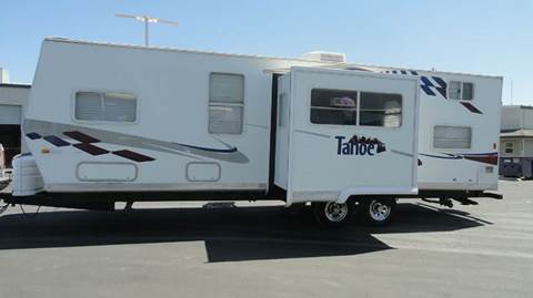 2004 Thor Industries Tahoe for sale at AMS Wholesale Inc. in Placerville CA