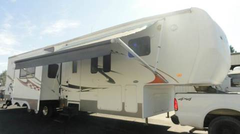 2007 Heartland Cyclone for sale at AMS Wholesale Inc. in Placerville CA