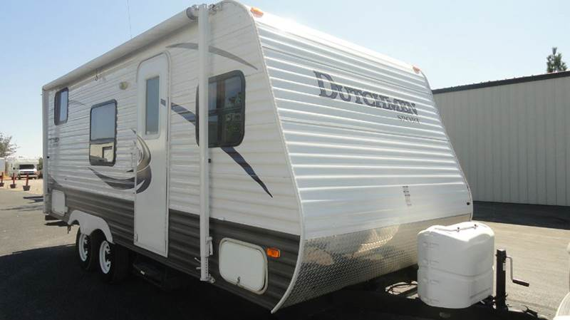 2011 Dutchmen 185DB for sale at AMS Wholesale Inc. in Placerville CA