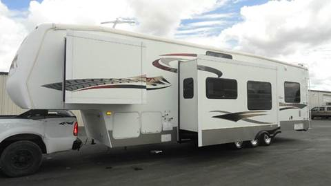 2007 Keystone Raptor for sale at AMS Wholesale Inc. in Placerville CA