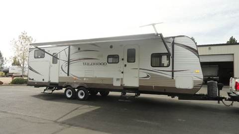2014 Wildwood 32 BHDS for sale at AMS Wholesale Inc. in Placerville CA