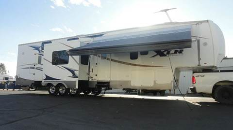 2008 Forest River XLR for sale at AMS Wholesale Inc. in Placerville CA