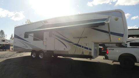 2008 Holiday Rambler 32RKD for sale at AMS Wholesale Inc. in Placerville CA