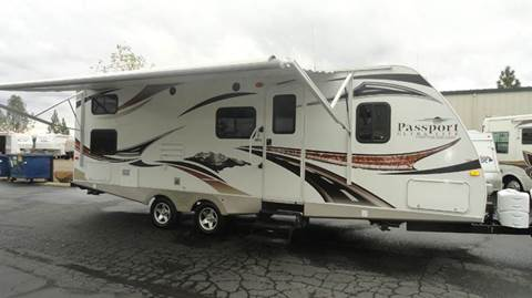 2011 Keystone Passport for sale at AMS Wholesale Inc. in Placerville CA