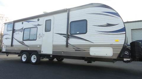 2016 Wildwood X-Lite  for sale at AMS Wholesale Inc. in Placerville CA