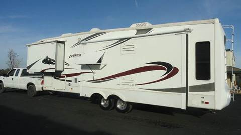 2006 Keystone Everest  for sale at AMS Wholesale Inc. in Placerville CA