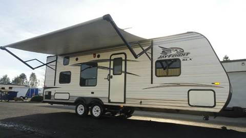 2016 Jayco Jay Flight for sale at AMS Wholesale Inc. in Placerville CA