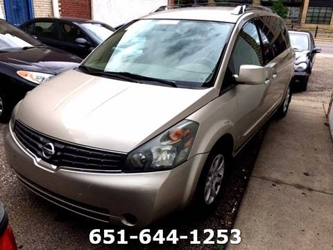 2007 Nissan Quest for sale in Saint Paul, MN