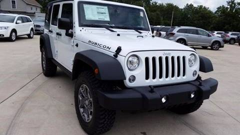 2017 Jeep Wrangler Unlimited for sale in Kewanee, IL