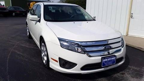 2010 Ford Fusion for sale in Kewanee, IL