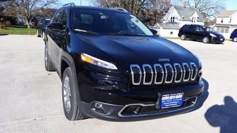 2018 Jeep Cherokee for sale in Kewanee, IL