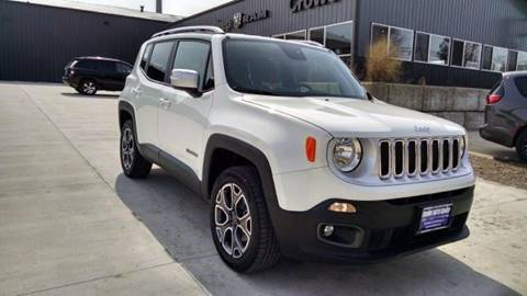 2018 Jeep Renegade for sale in Kewanee, IL