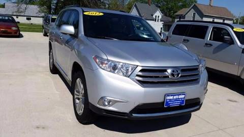 2012 Toyota Highlander for sale in Kewanee, IL