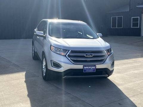 2016 Ford Edge for sale in Kewanee, IL