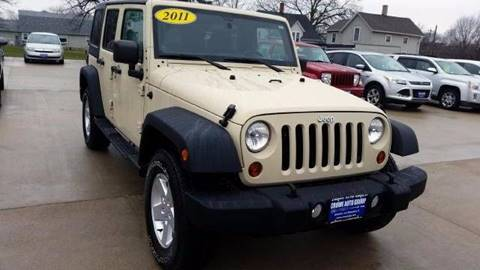 2011 Jeep Wrangler Unlimited for sale in Kewanee, IL