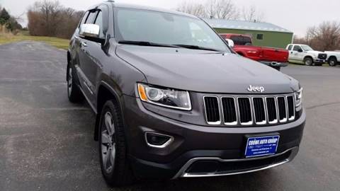 2015 Jeep Grand Cherokee for sale in Kewanee, IL