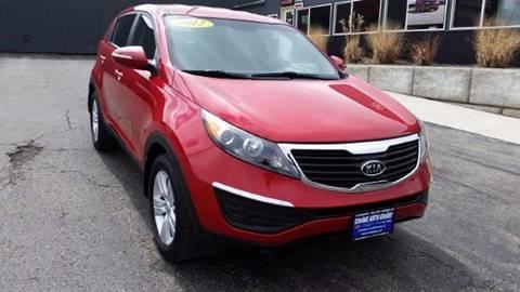 2012 Kia Sportage for sale in Kewanee, IL