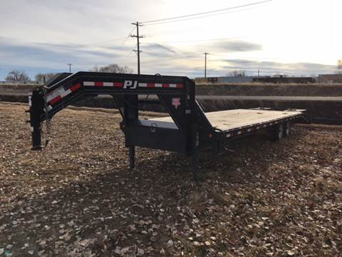 2015 PJ FS282 for sale in Burley, ID