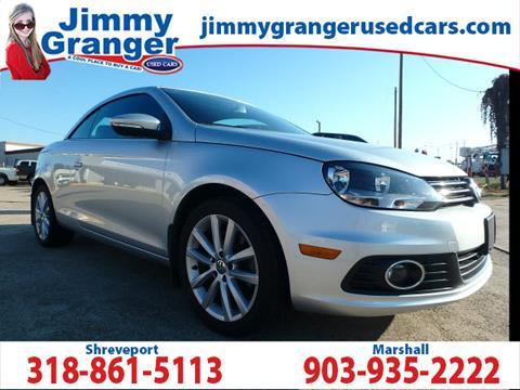 2012 Volkswagen Eos for sale in Shreveport, LA