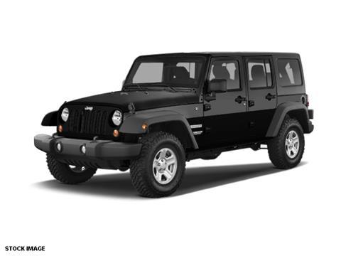 2012 Jeep Wrangler Unlimited for sale in Shreveport, LA