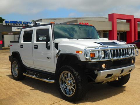 City Auto Sales Hueytown >> Used 2008 HUMMER H2 SUT For Sale - Carsforsale.com®