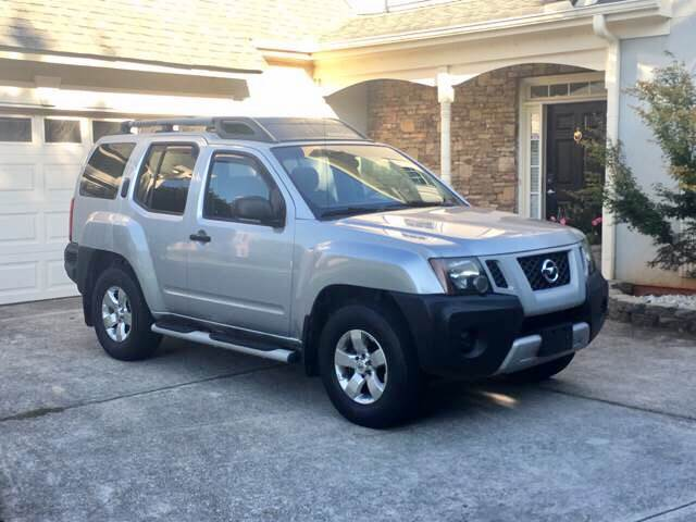 2009 Nissan Xterra 4x4 Se 4dr Suv 5a In Canton Ga H And S Auto Group