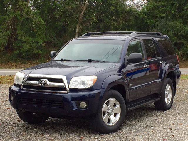 2006 toyota 4runner sr5 4dr suv w v6 in canton ga h and s auto group. Black Bedroom Furniture Sets. Home Design Ideas