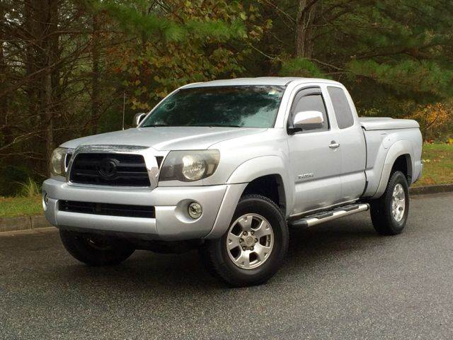 2006 toyota tacoma prerunner v6 4dr access cab sb 4l 5a in canton ga h and s auto group. Black Bedroom Furniture Sets. Home Design Ideas