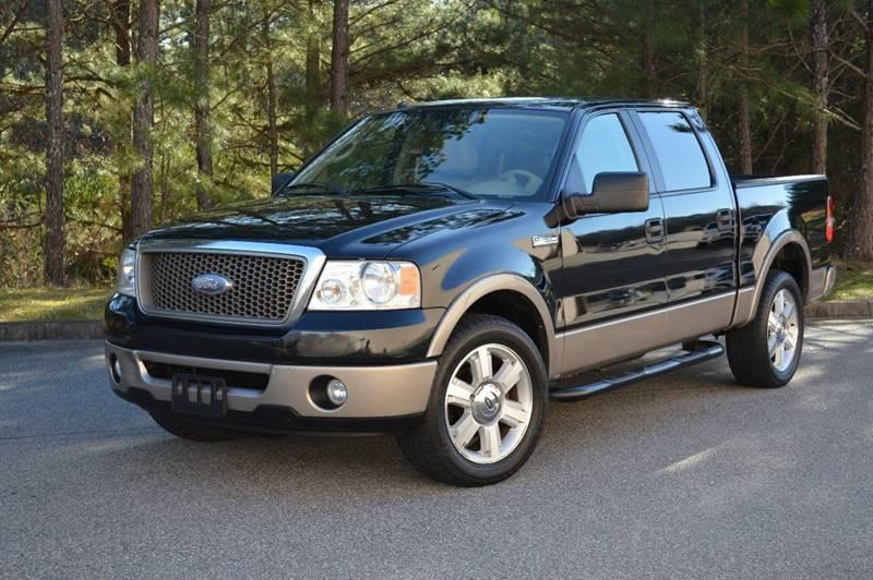 2006 Ford F 150 Lariat 4dr Supercrew Styleside 5 5 Ft Sb In Canton