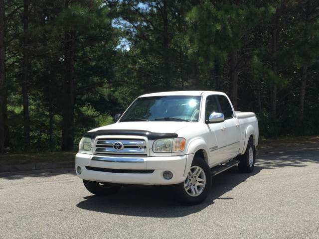 2005 toyota tundra 4dr double cab sr5 rwd sb v8 in canton ga h and s auto group. Black Bedroom Furniture Sets. Home Design Ideas