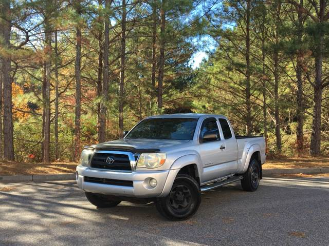 2005 toyota tacoma 4dr access cab prerunner v6 rwd sb in. Black Bedroom Furniture Sets. Home Design Ideas