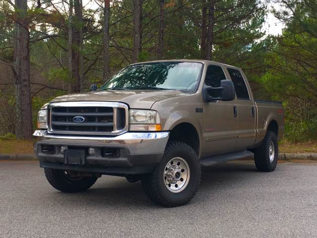 2003 ford f 250 super duty 4dr crew cab xlt 4wd sb in canton ga h and s auto group. Black Bedroom Furniture Sets. Home Design Ideas