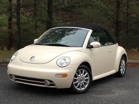 2005 Volkswagen New Beetle for sale in Canton, GA