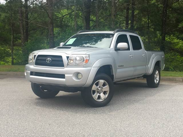 2005 toyota tacoma 4dr double cab prerunner v6 rwd lb in canton ga h and s auto group. Black Bedroom Furniture Sets. Home Design Ideas