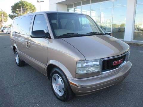 2004 GMC Safari for sale in Sacramento, CA