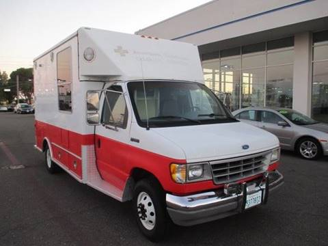 1994 Ford E-Series Chassis for sale in Sacramento, CA