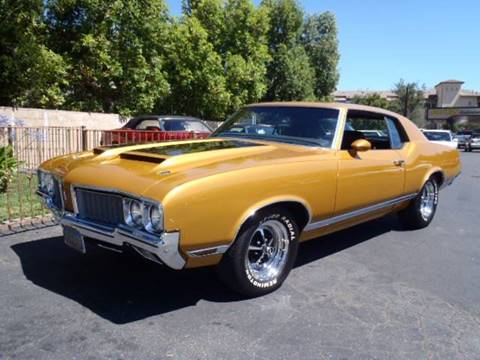 1970 Oldsmobile Cutlass Supreme for sale in Thousand Oaks, CA