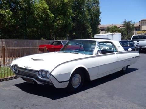 1962 Ford Thunderbird for sale in Simi Valley, CA