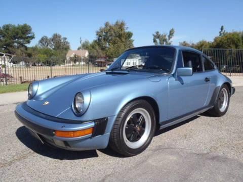 1986 Porsche 911 for sale in Simi Valley, CA