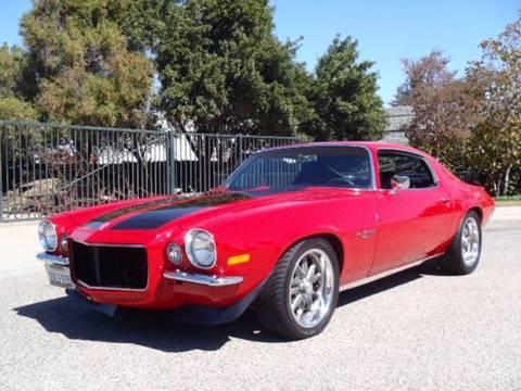 1973 Chevrolet Camaro for sale in Simi Valley, CA