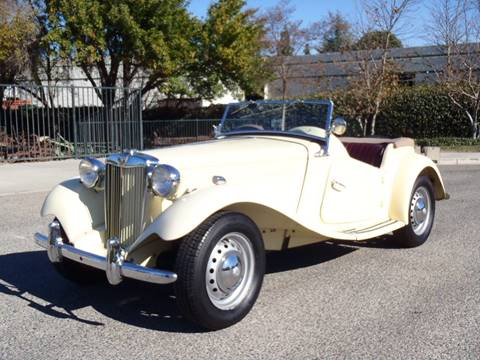 1950 MG TD for sale in Simi Valley, CA
