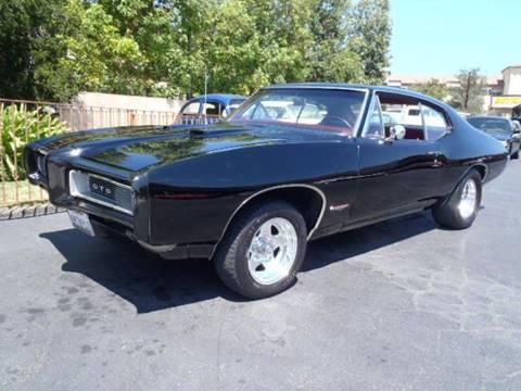 1968 pontiac gto for sale