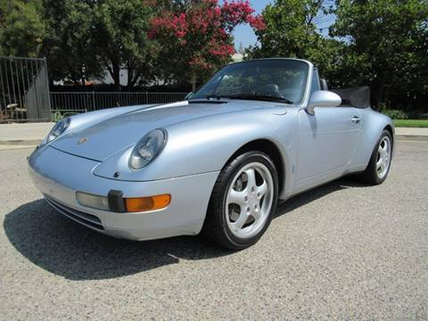 1996 Porsche 911 for sale in Simi Valley, CA