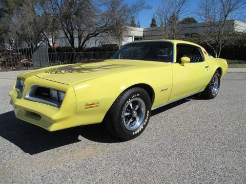 1978 Pontiac Firebird for sale in Simi Valley, CA