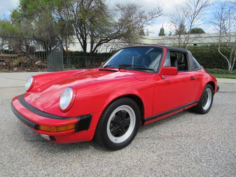 1987 Porsche 911 for sale in Simi Valley, CA
