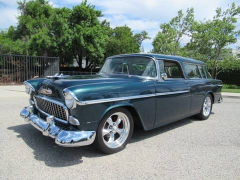1955 Chevrolet Nomad for sale in Simi Valley, CA