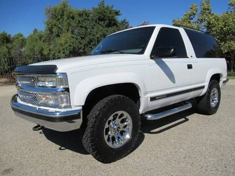 1995 Chevrolet Tahoe for sale in Simi Valley, CA