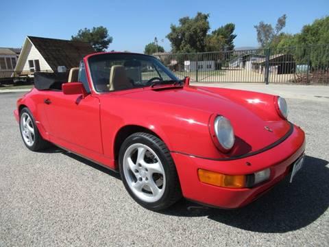 1991 Porsche 911 for sale in Simi Valley, CA