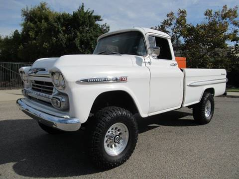 1959 Chevrolet Apache for sale in Simi Valley, CA