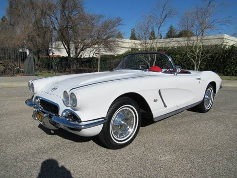 1962 Chevrolet Corvette for sale at California Cars in Simi Valley CA